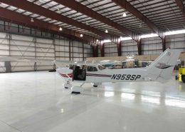 Aircraft Hangar Rental
